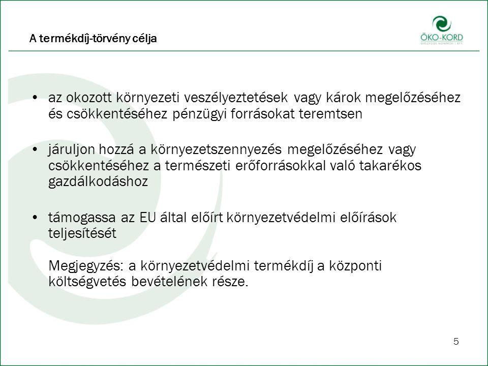 36 Cégismertető Az ÖKO-KORD Országos Nonprofit Kft-t magyar magánszemélyek és importőr, illetve gyártó vállalat alapította 2007-ben, Az ÖKO-KORD Országos Nonprofit Kft.