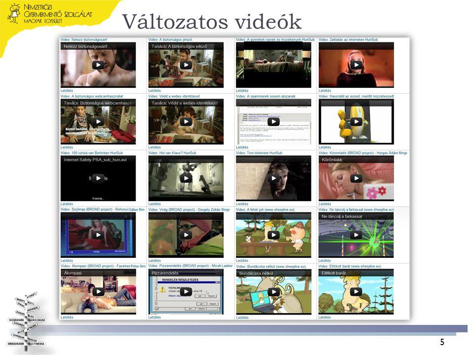 Változatos videók 5