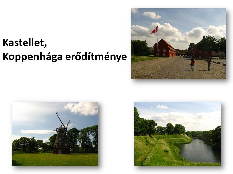 Kastellet, Koppenhága erődítménye