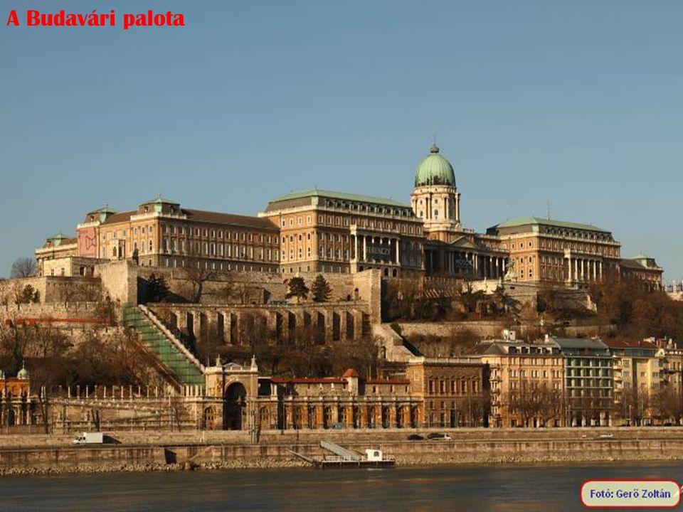 A Budavári palota