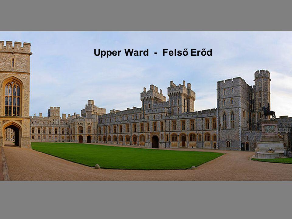 Upper Ward – Official Entranc – Felső erőd – Hivatali Bejárat