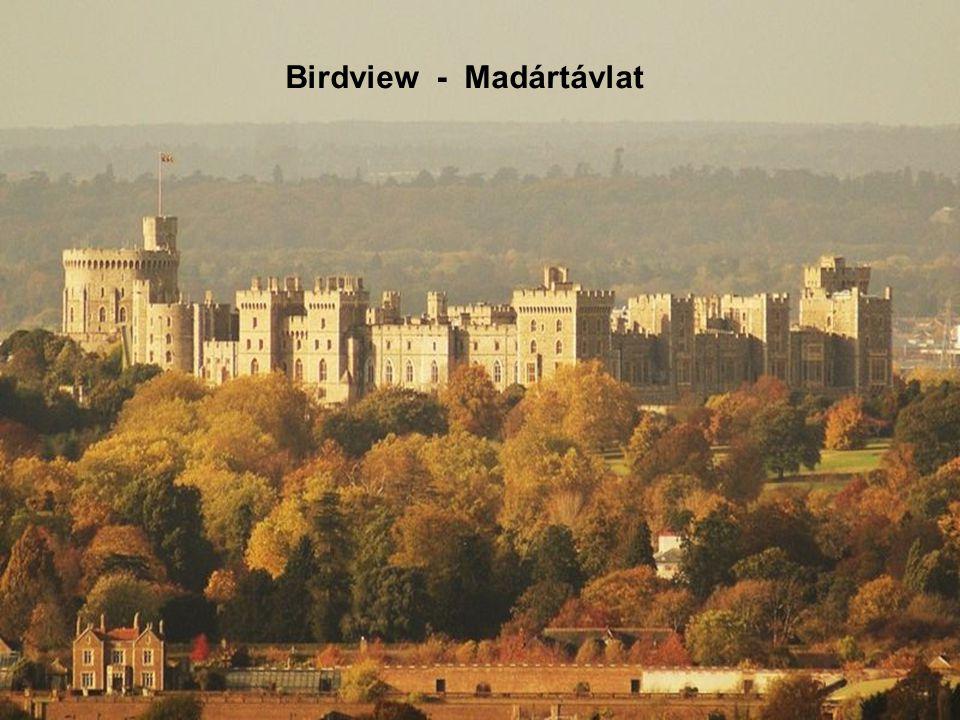 Birdview - Madártávlat