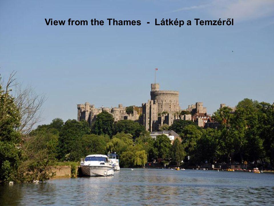 View from the Thames - Látkép a Temzéről