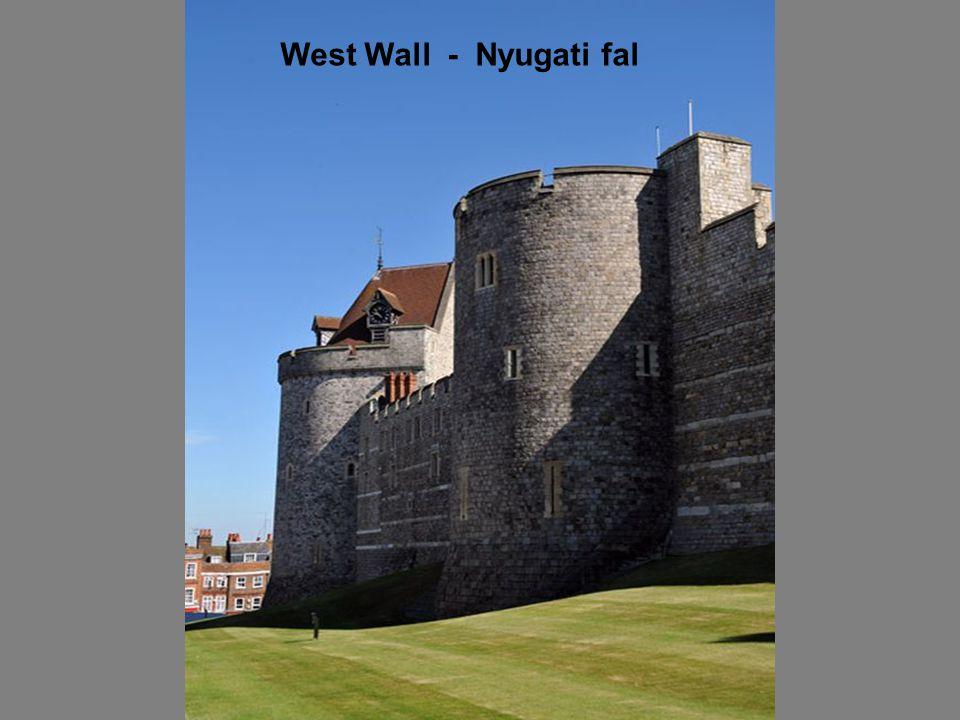 Henry III. tower - III. Henrik torony
