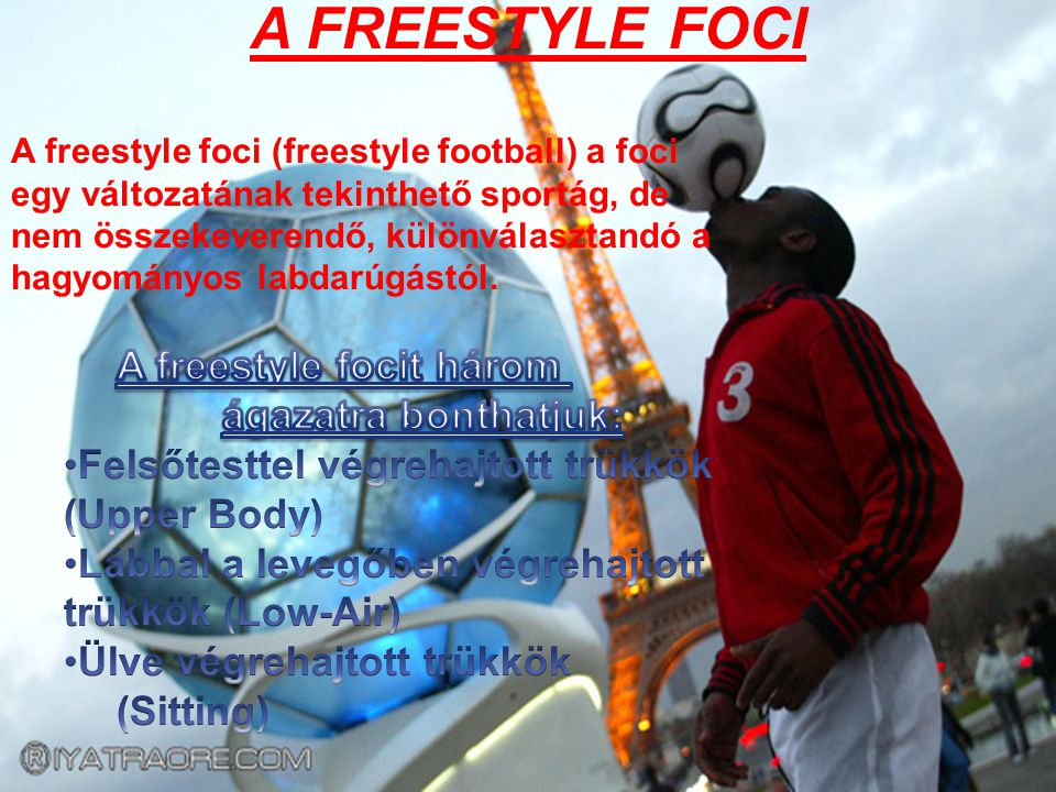 A FREESTYLE FOCI