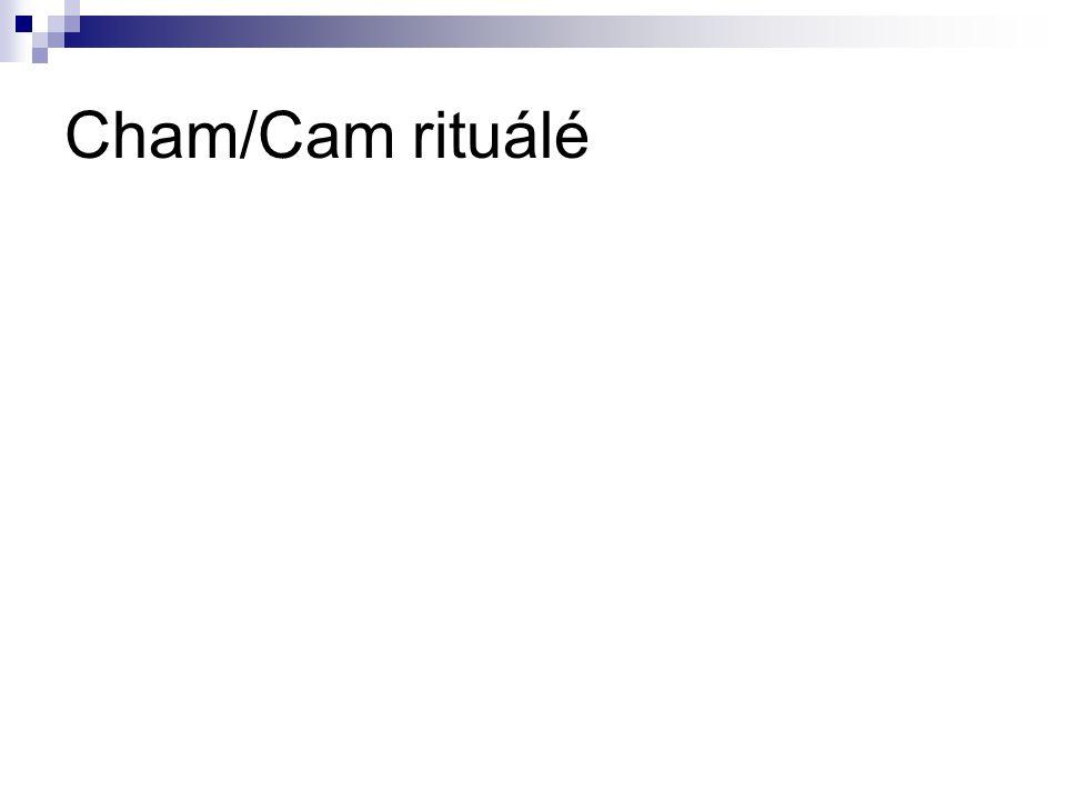 Cham/Cam rituálé