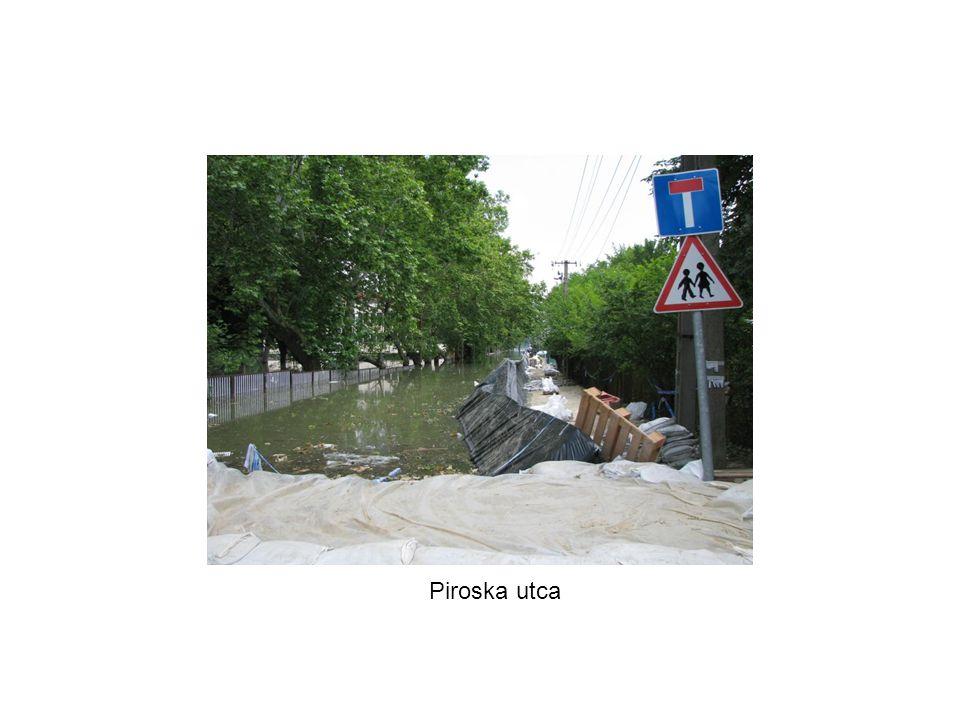Piroska utca