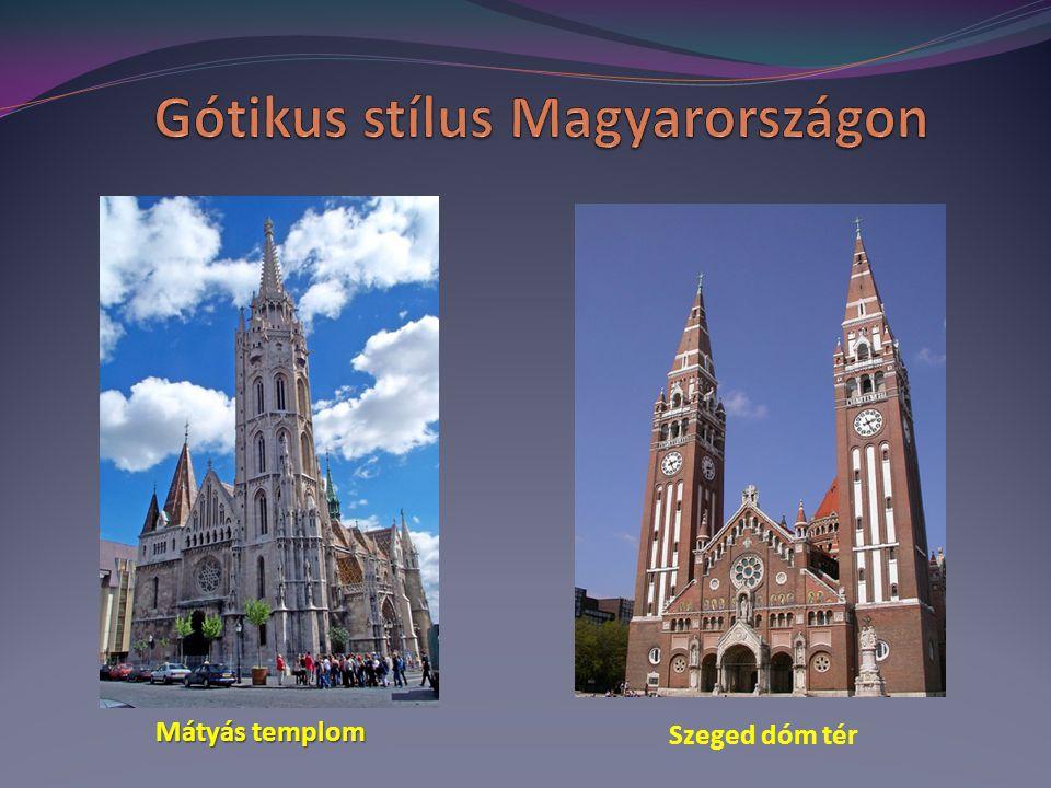 Szeged dóm tér Mátyás templom