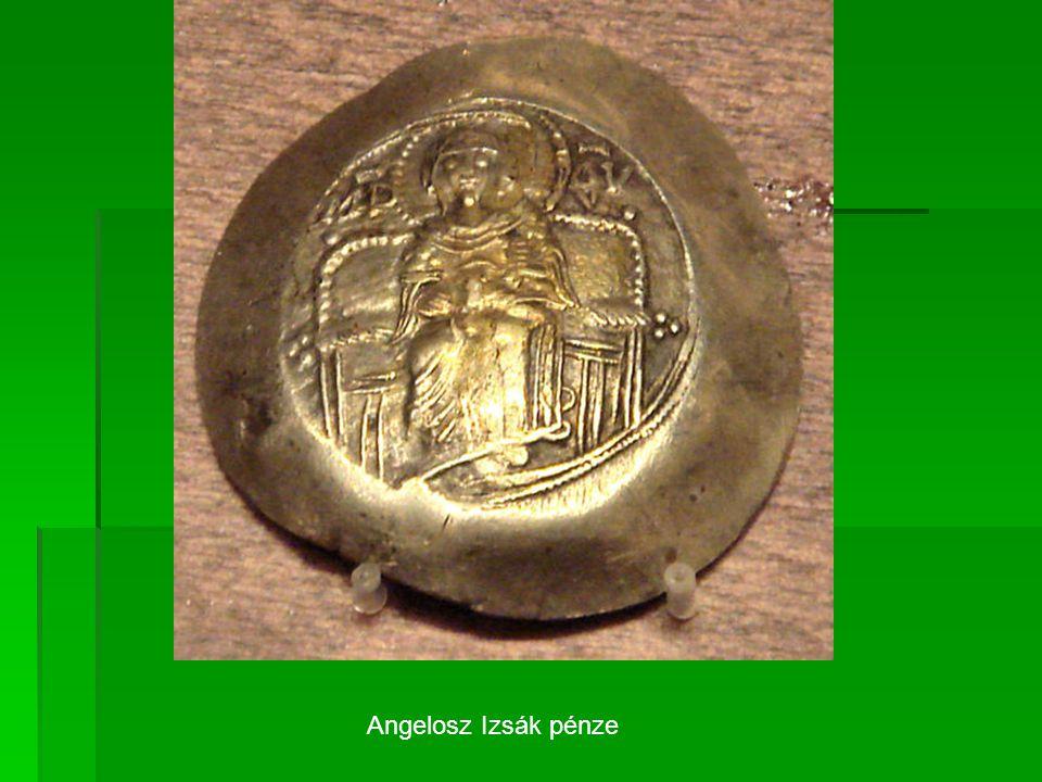 Angelosz Izsák pénze