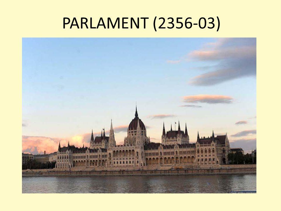 """A parlament a francia parler (""""beszélni ) szóból származik."""