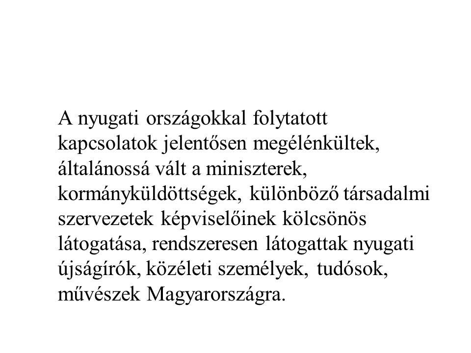 A kisebbségi magyarok ügye