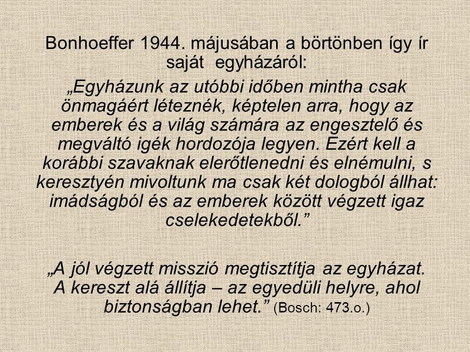Bonhoeffer 1944.