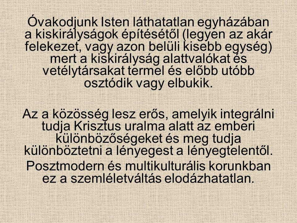 Ebben kíván a Harmat Kiadói is segíteni. www.harmat.hu