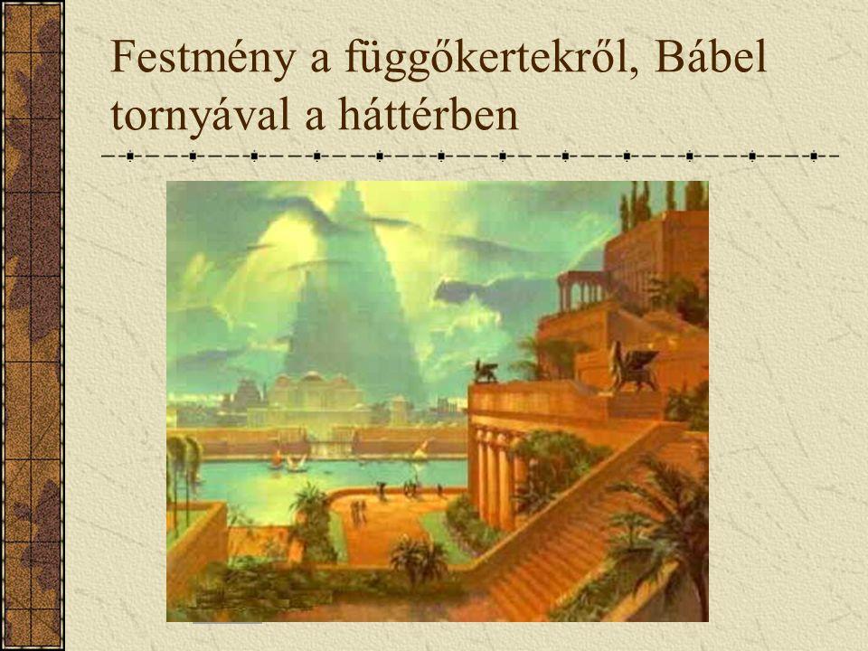"""Az ókori Babilon városa II. Nabukodonozor uralkodása alatt igazi csoda lehetett az odautazók számára. """"A méretével kapcsolatban"""", írta Hérodotosz Kr.e"""