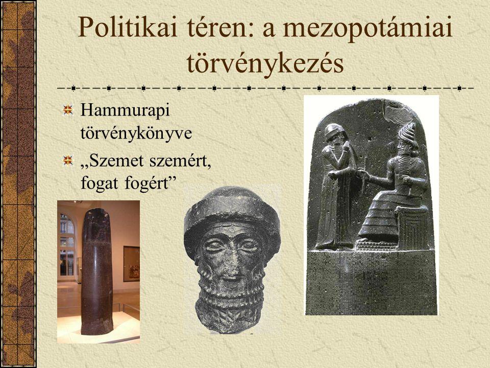 A sumérok találták fel a kereket! A kereket Kr.e. 6000- ben találták fel. Nagy segítséget jelentett a hadseregben, a mezőgazdaságban és a kereskedelem