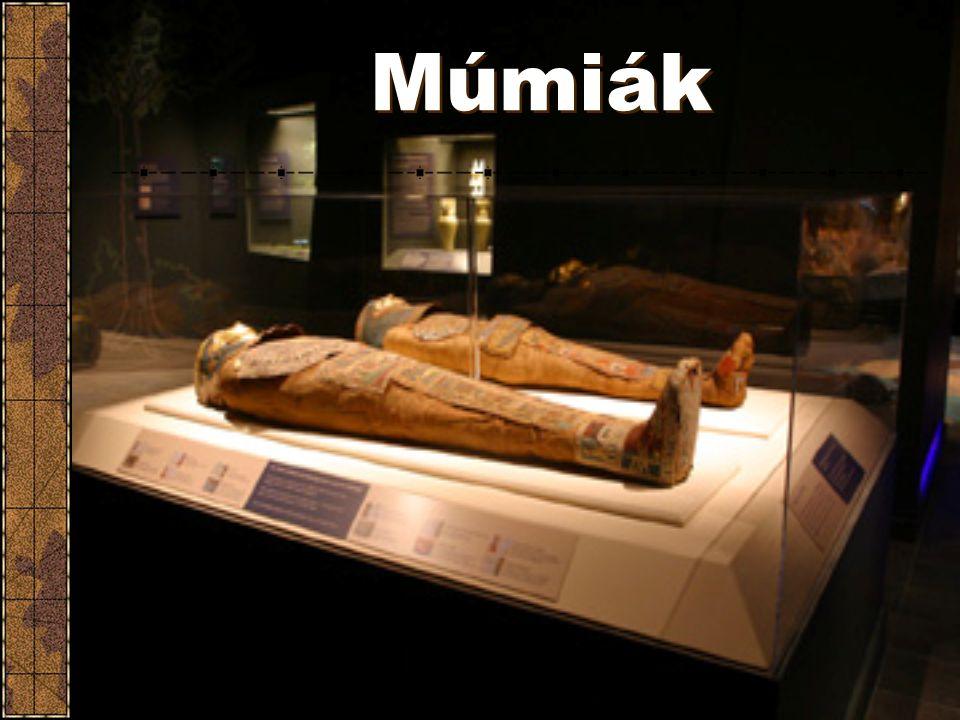 Az egyiptomiak minden belső szervet eltávolítottak, kivéve a szívet. Amikor eltávolították a belső szerveket, kanopusz edényekbe helyezték azokat, és