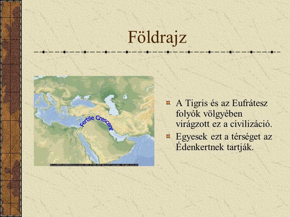 Az ókori Babilon városa II.
