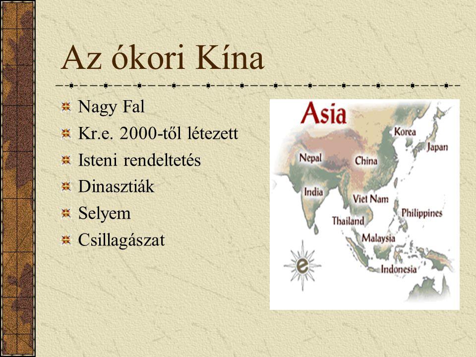 Indus-völgyi gazdaság Mint más folyami kultúrában, az Indus völgyében is többnyire mezőgazdasággal foglalkoztak. Hagyományos gazdaság Kínával és a mez