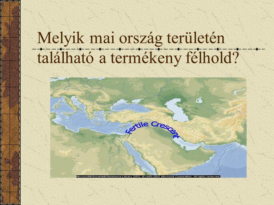 Földrajz A Tigris és az Eufrátesz folyók völgyében virágzott ez a civilizáció. Egyesek ezt a térséget az Édenkertnek tartják.