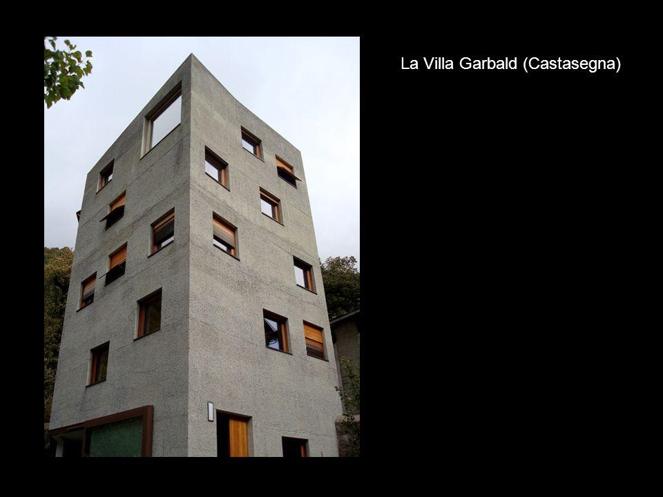 La Villa Garbald (Castasegna)
