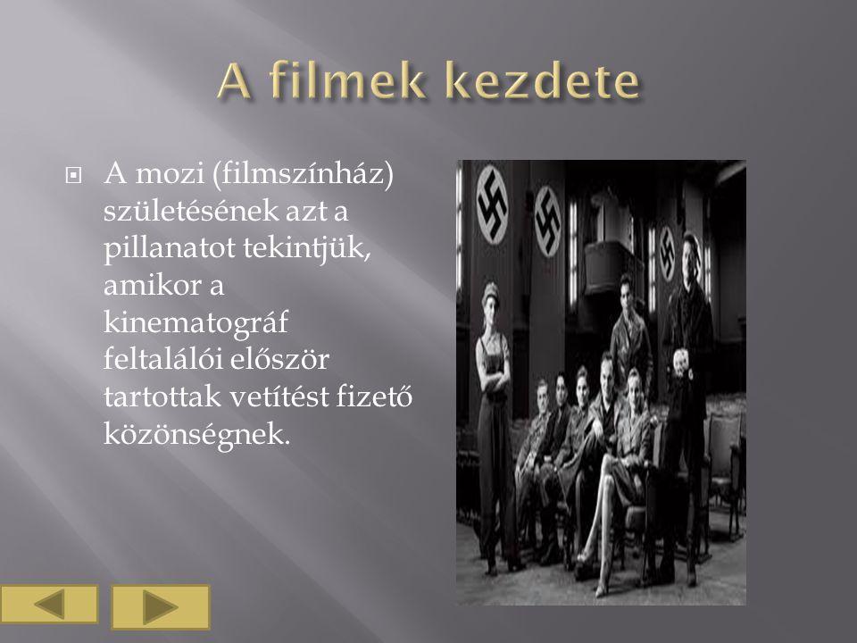 """ 1889-ben Ottomár Anschütz """"Tachyskop néven megszerkesztett egy nézőkészüléket."""