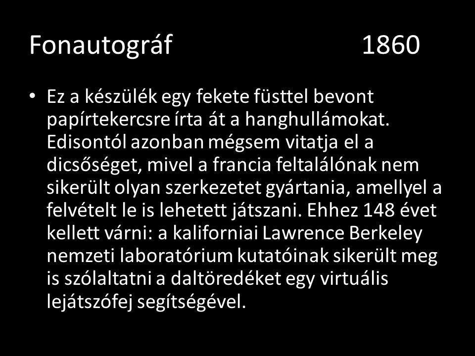 Fonautográf 1860