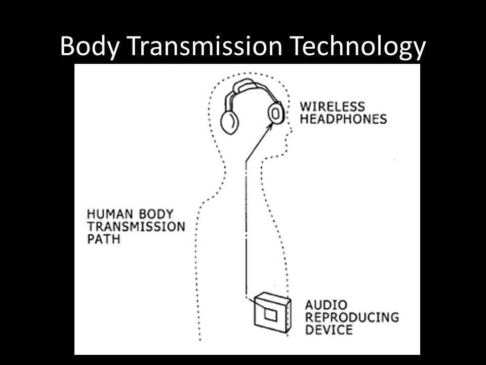 Body Transmission Technology