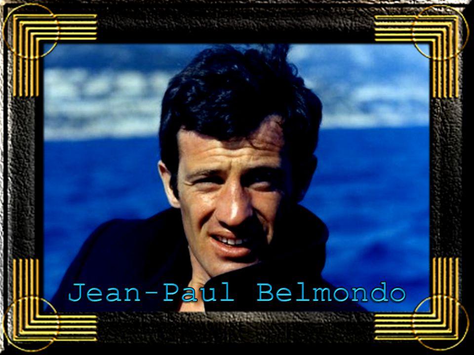 Jean-Paul Belmondo (Neuilly-sur-Seine, 1933.április 9.