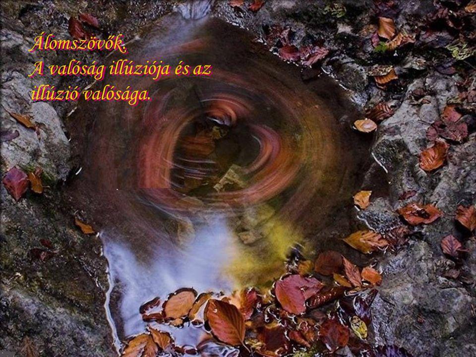 Álomszövők.A valóság illúziója és az illúzió valósága.