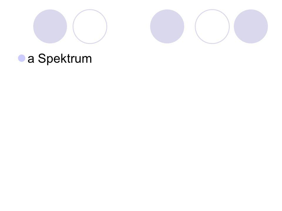 a Spektrum