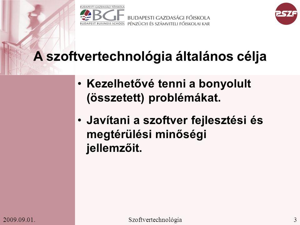4Szoftvertechnológia2009.09.01.