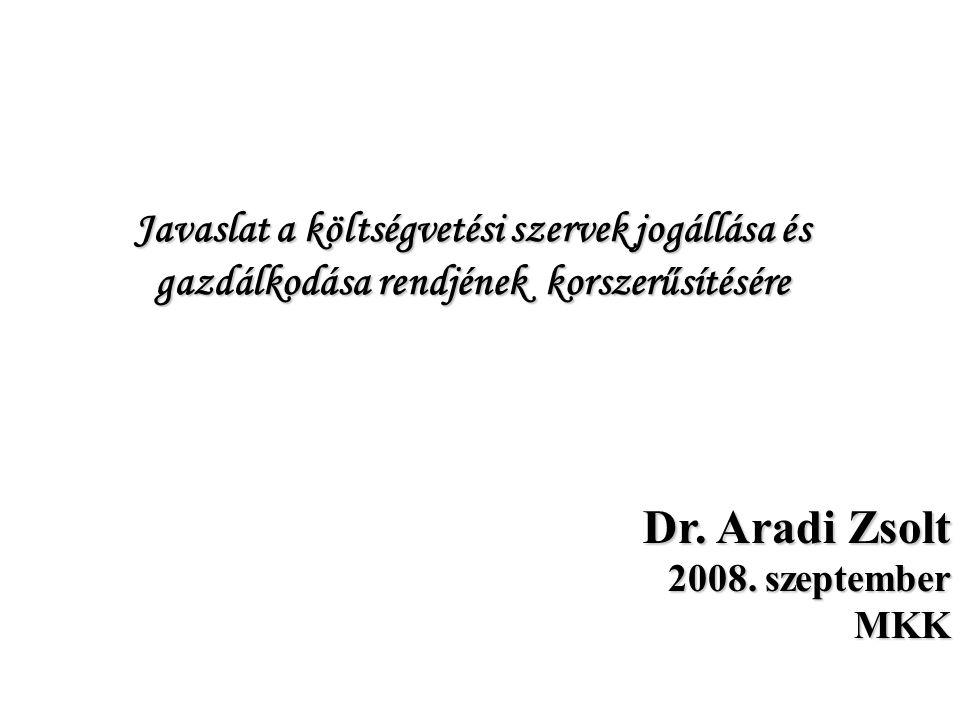 Dr. Aradi Zsolt 2008.