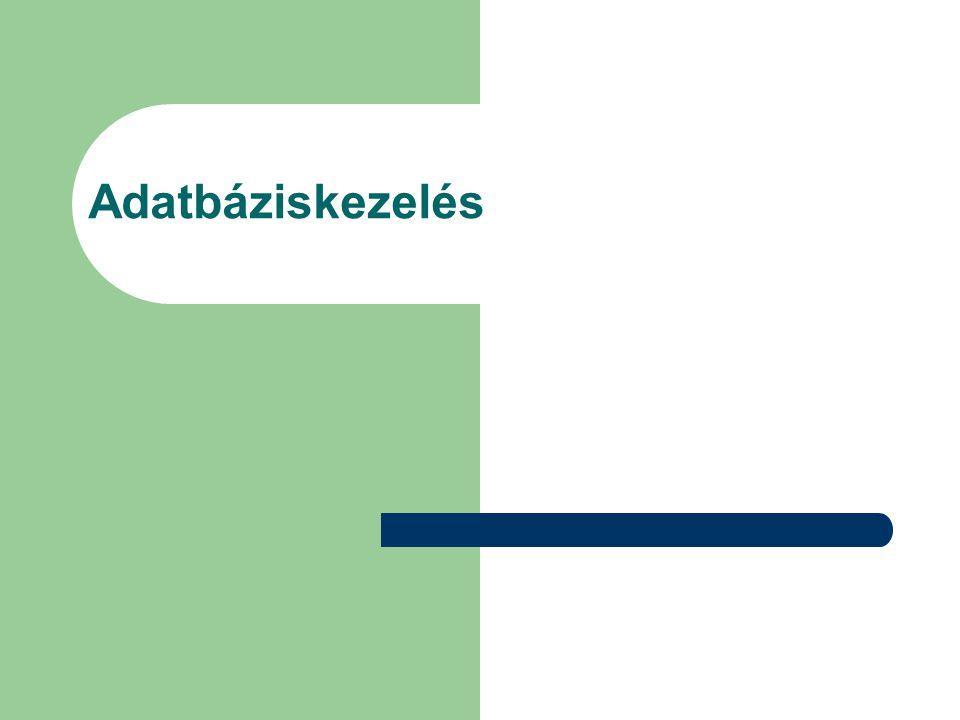 tárolt, amely értékeit az adatbázis tartalmazza, illetve származtatott, melyek értéke más attribútumok alapján határozható meg, illetve számítható ki.