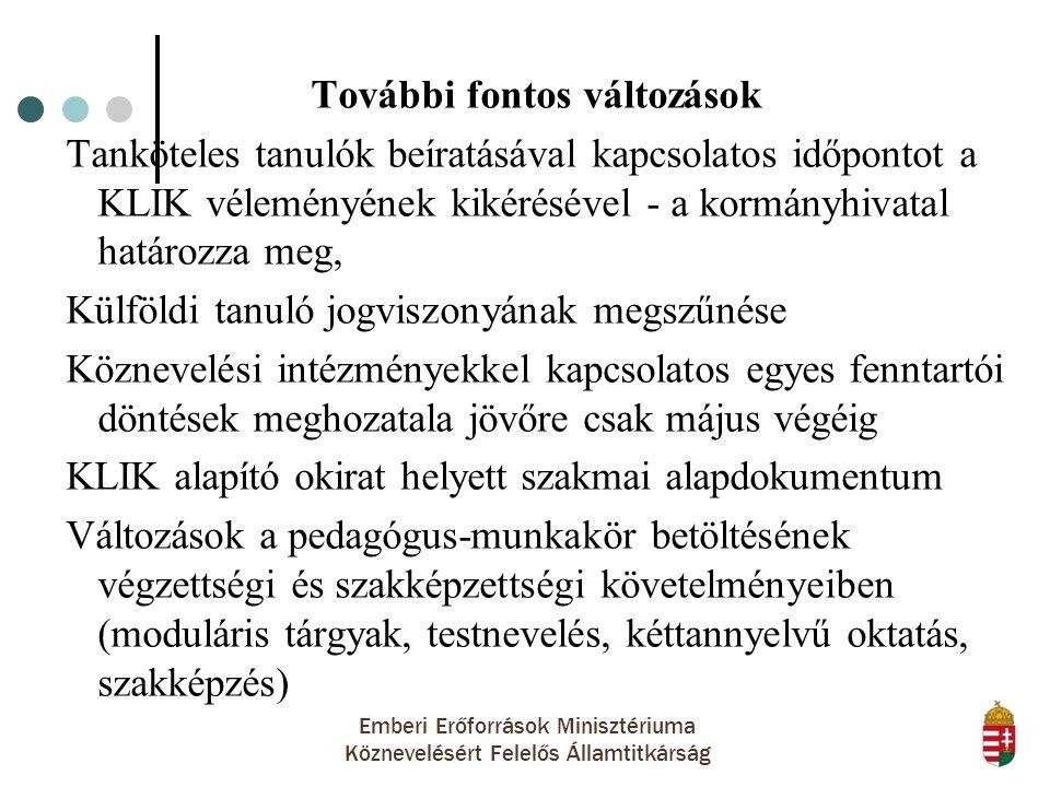 Minősítési fokozatok Gyakornok Pedagógus I.Pedagógus II.