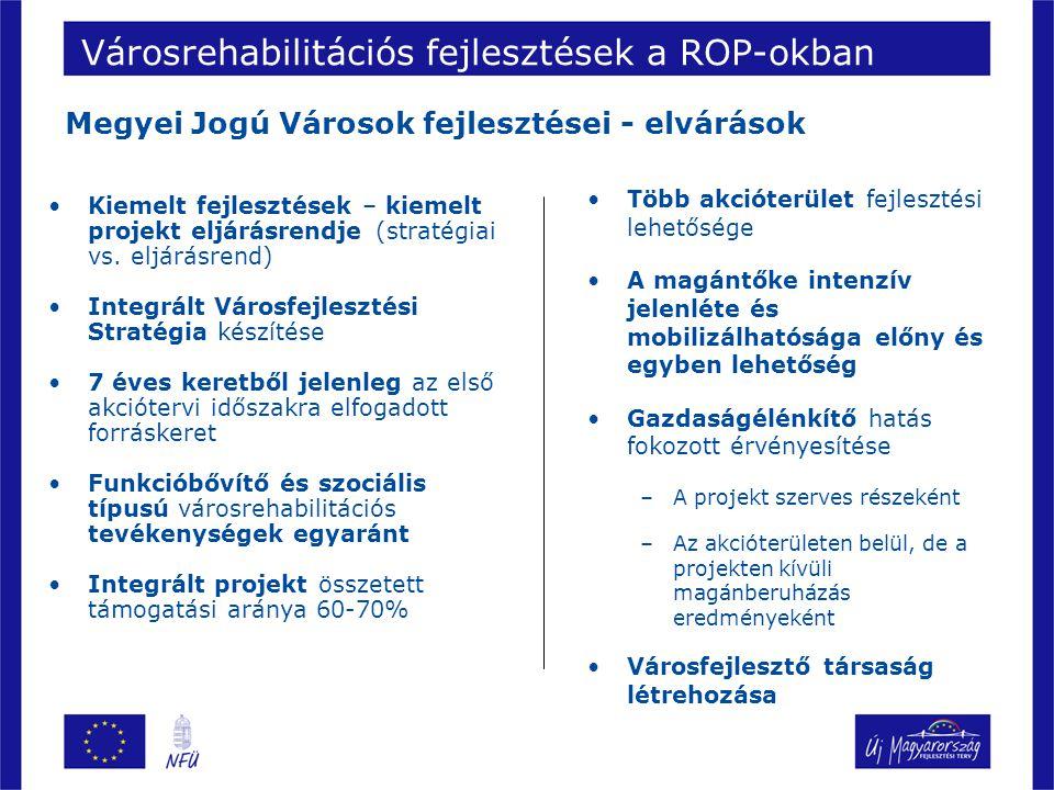 Kiemelt fejlesztések – kiemelt projekt eljárásrendje (stratégiai vs.