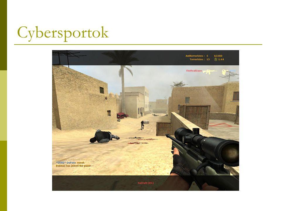 Cybersportok
