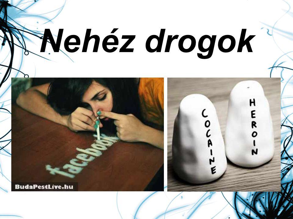 Nehéz drogok