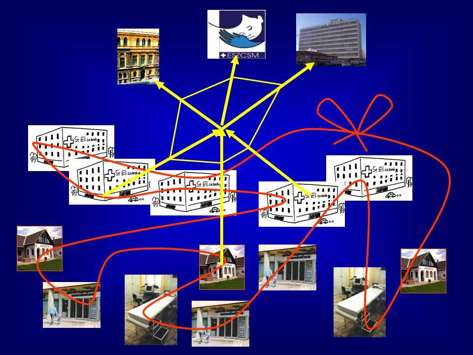 Tranzakcionális rendszerek Menedzsment rendszerek