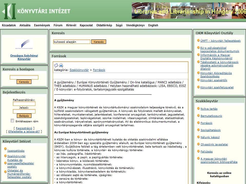Biblio- és webográfia - - Bodor Antal - Gazda István: Magyarország honismereti irodalma 1527-1944.