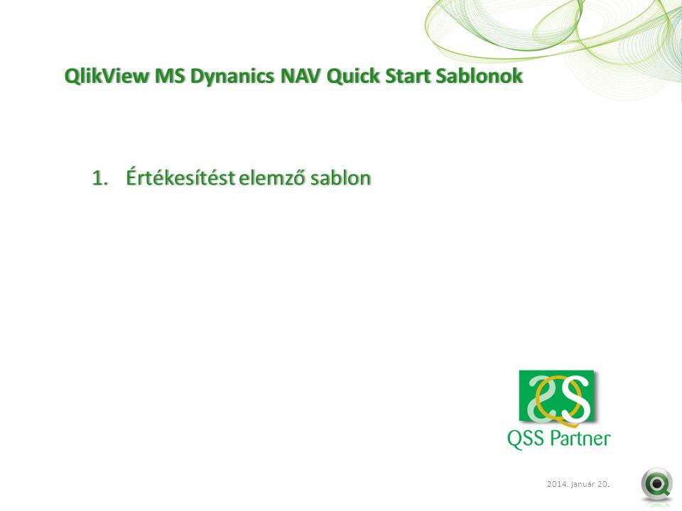 2012 szept. 20.. 1.Értékesítést elemző sablon1.Értékesítést elemző sablon QlikView MS Dynanics NAV Quick Start SablonokQlikView MS Dynanics NAV Quick