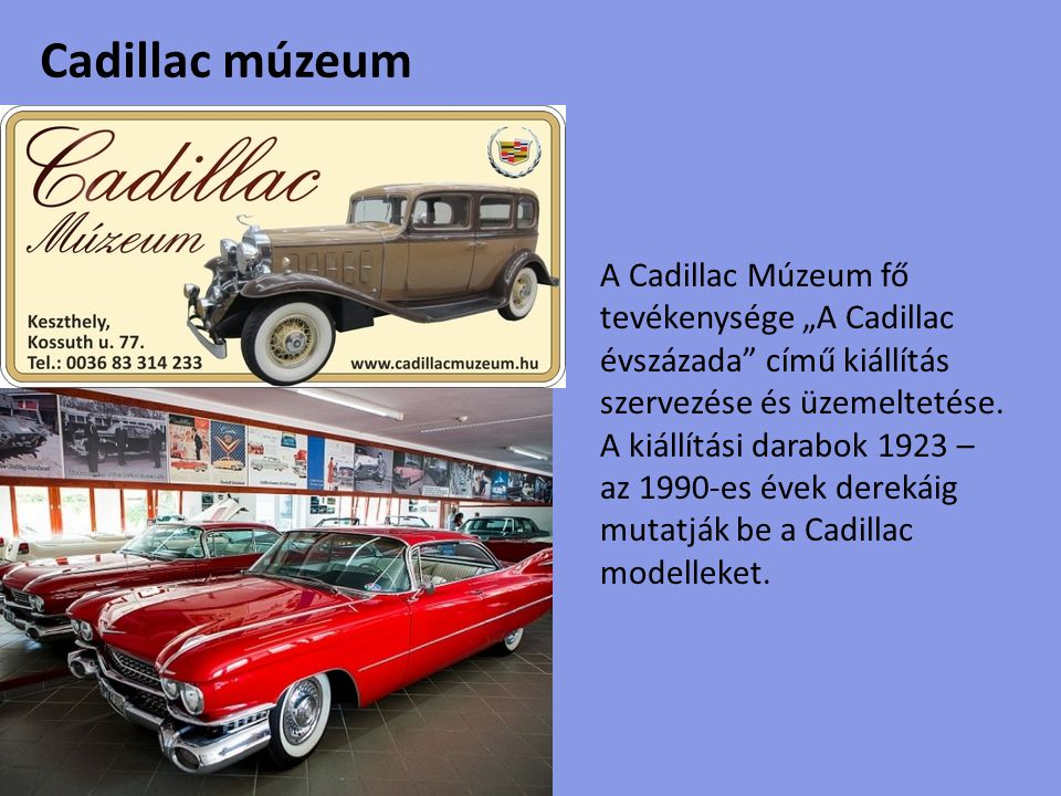 Balatoni Múzeum A 2009 második felében nyíló új állandó kiállítás korszerűsített installációval, újszerű szemléletmóddal tárja a látogatók elé a Balaton jelenkori és régi világát.