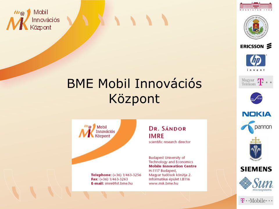 BME Mobil Innovációs Központ
