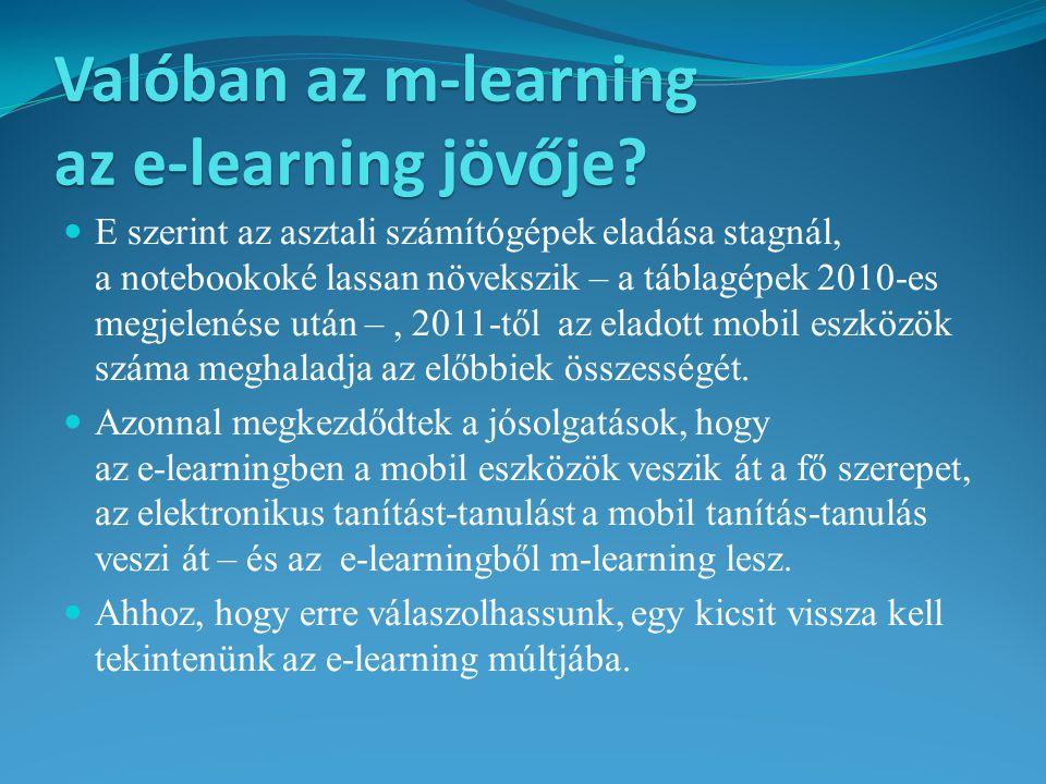 A hardvertől – a tanítás és a tanulás eszközétől A szoftvertől – a tanítás és a tanulás módszerétől A HR-től – a tanítás és a tanulás emberi erőforrásaitól