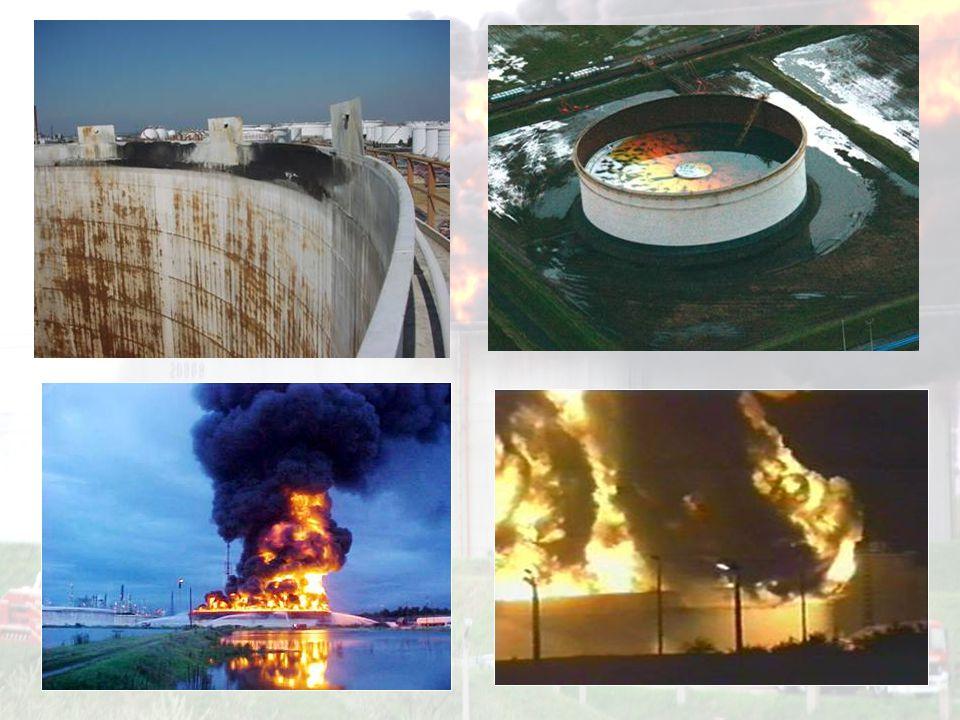 Kísérletek – FER Tűzoltóság 2004 – Tűzveszélyes folyadék felületi tüzek oltása (összehasonlító oltási tesztek, 1200 m2 tűzfelület) 2005 – Teljes felületű tartálytüzek oltása 2006 – Boilover jelenség (kiforrás/kivetődés/slopover) 2007 – Körgyűrűtűz oltás (8 alkalommal körgyűrűtűz oltási gyakorlat) 4.