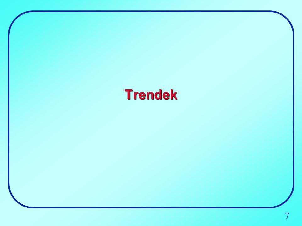 7 Trendek