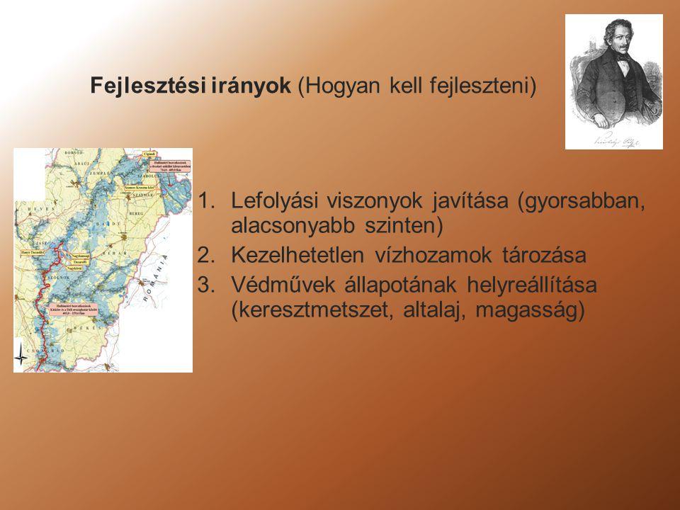 Vízrajzi szolgálat Védelmi eszközök értékelés, fejlesztése (Mivel lenne jó védekezni?)