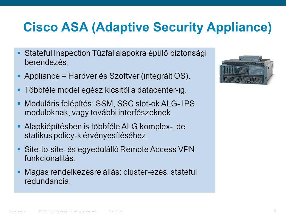 10 © 2009 Cisco Systems, Inc.