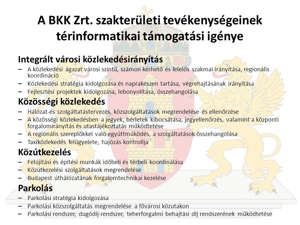 A BKK Zrt.