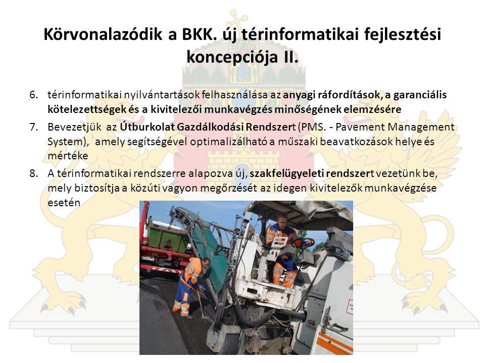 Körvonalazódik a BKK.új térinformatikai fejlesztési koncepciója II.