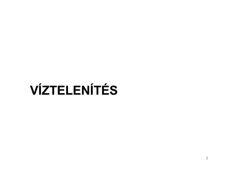 VÍZTELENÍTÉS 2